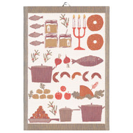 Ekelund Tea/Kitchen Towel - Julbord (Julbord)
