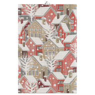 Ekelund Tea/Kitchen Towel - Snostad (Snostad)