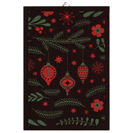 Ekelund Tea/Kitchen Towel - Julkvist (Julkvist)