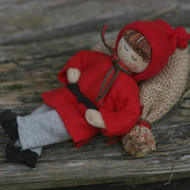 "Tomte Child Sleeping - Butticki - 6"" (13046)"