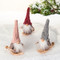 "Scandinavian Skier Gnomes with Tall Hat - 5""- Assorted Colors - Set of 3 (8483)"