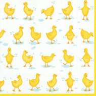 Ducks Cocktail Napkins (12320C)