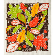 Swedish Dishcloth - Fall Leaves (70146)