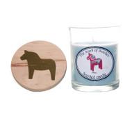 Scented Candle Jar - Dala Horse (2471)