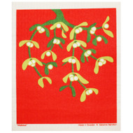 Swedish Dishcloth - Katarina's Mistletoe (219.82)