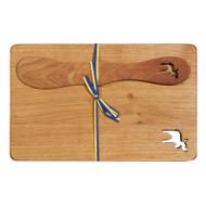 "Sandwich Board and Spreader Set - Moose - 7 1/2"" x 4 3/4"""