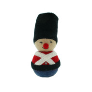 Felt Danish Guard - 6.5 Inches Tall - En Gry & Sif (1036S)