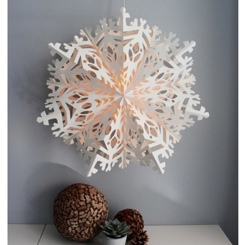 Paper Snowflake Decoration - Asta (804022)