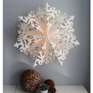 Paper Snowflake Decoration - Asta (804022)