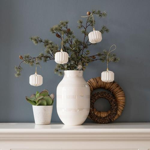Paper Ornaments - Drums - 4 pc Set (845997)