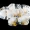Paper String-lights - Drops - 10 pc (845904)