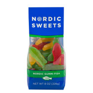 Nordic Sweets Nordic Gummi Fish Bag - 8 oz (23256)