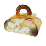 "Gift Soap - Reindeer - 260g - 4.5"" (LBS1003)"