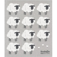 Swedish Dishcloth - Counting Sheep (70152)
