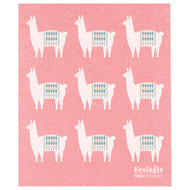 Swedish Dishcloth - Lupe Llama (70155)