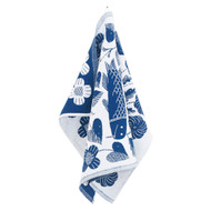 Lapuan Kankurit Tea/Kitchen Towel - Kala - Blueberry (74347)