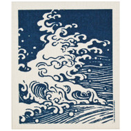 Swedish Dishcloth - Waves (218.38)