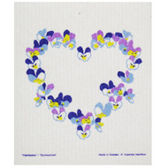 Swedish Dishcloth - Heartseas (221.49)