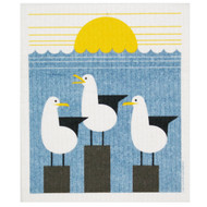 Swedish Dishcloth - Seagulls (221.50)