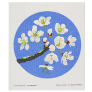 Swedish Dishcloth - Cherry Blossom (221.51)