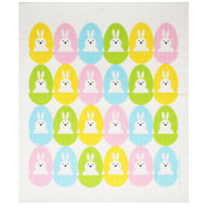 Swedish Dishcloth - Bunny Circles (219.97)