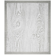 Swedish Dishcloth - Wood Grain White (221.42W)