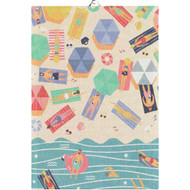 Ekelund Tea/Kitchen Towel - Beach (Beach)