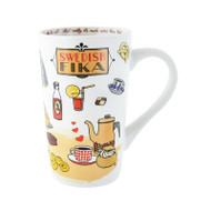 Swedish Tall FIKA Mug (92302)