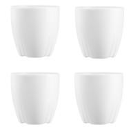 Bruk White Espresso Mug - Set of 4 (7091702)