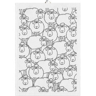 Ekelund Tea/Kitchen Towel - Far - Sheep - 48 x 70 cm (Far)