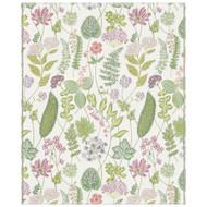 Ekelund Organic Soft Throw Blanket - Forsommar - 140 cm x 170 cm (Forsommar-B)