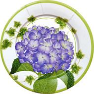 Hydrangea Dinner Plates (8440DP)