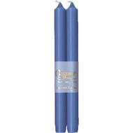 Caspari Candles - Parisian Blue Duet (CA39.2)
