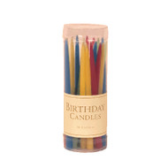 Birthday Candles-Brights - 20 Candles - Birthday (CA950)