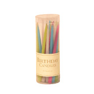 Birthday Candles-Pastels - 20 Candles - Birthday (CA951)