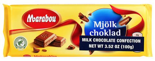 Marabou Milk Chocolate Bar (24302)
