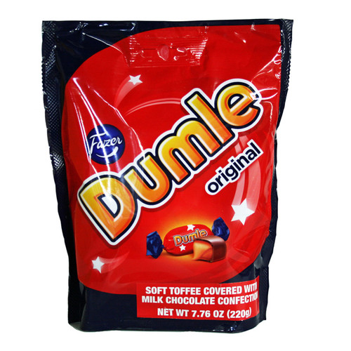 Fazer Dumle Soft Toffee Bag (24330)