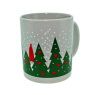 Tomte in Forest Mug (190.02)