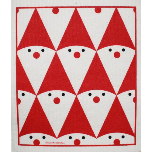 Swedish Dishcloth - Tomte (202)