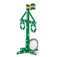 Swedish Midsummer Pole Standing Card (275.03)