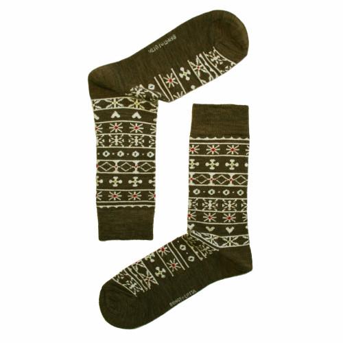Bengt & Lotta Woolen Socks - Folklore - Sm or Lg (711816)