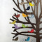 Finch Ornaments - Wooden (8821305)