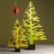 "Alpine Snowflake Ornaments - Wooden - 1 1/2"" (8821331)"