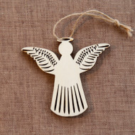 Nordic Ornament - Angel (8821651)