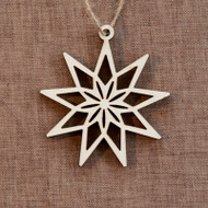 Nordic Star Ornament (8821663)