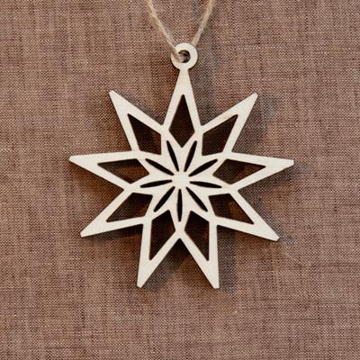 Nordic Star Ornament (8821663)