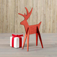 Alpine Reindeer - XSmall - Red (8821702)