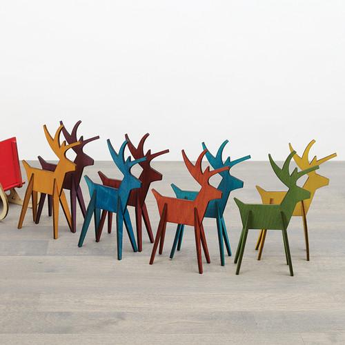 Alpine Reindeer - Set/8 (8821742)