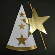 Starboy Hat & Star Set (42527)