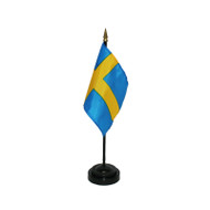 Sweden Table Flag (TF-S)